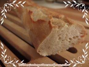 [Rezept] Baguette (französisches Baguette) – ohne Sauerteig, wie vomBäcker