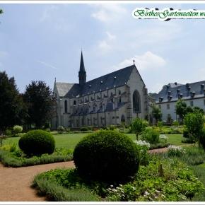 [Wanderung] 9. Juli 2017: Hachenburg-Kloster Schönstatt-Müschenbach-Hachenburg, 16km,
