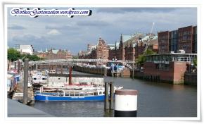 [Urlaub] 3 Tage Cuxhaven-3 Tage Hamburg, 24.-30. Juli2017