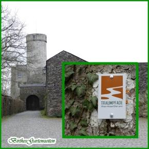 [Wanderung] Traumpfad Burg Pyrmont-Pyrmonter Mühle, 11 km, Ostertour2.4.18